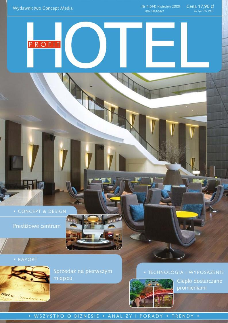 Prestiżowe Centrum / Hotel Profit
