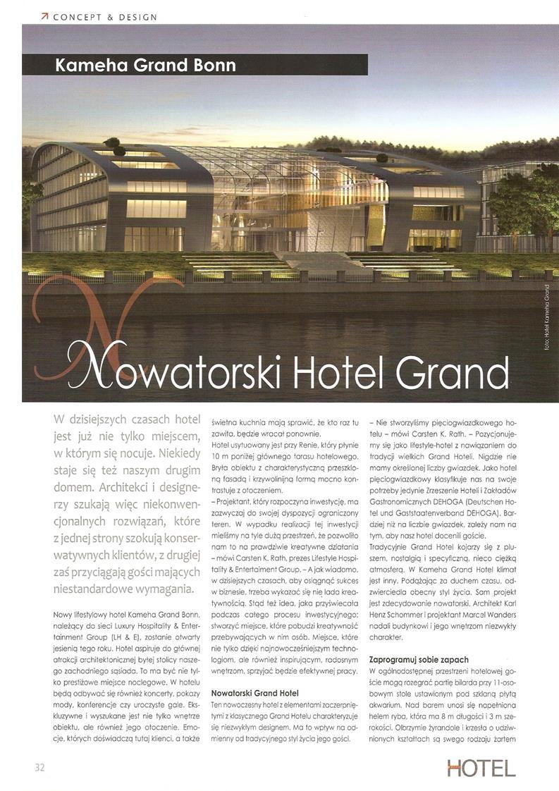 Nowatorski Hotel Grand / Hotel Profit